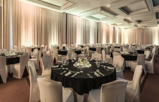 salle de bal InterContinental Hotels WARSAW