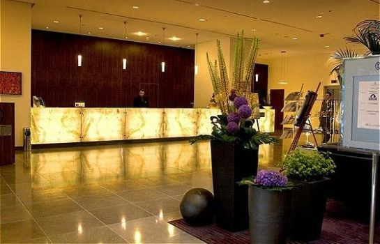 Lobby InterContinental Hotels WARSAW