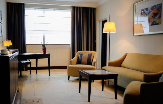 Suite InterContinental Hotels WARSAW