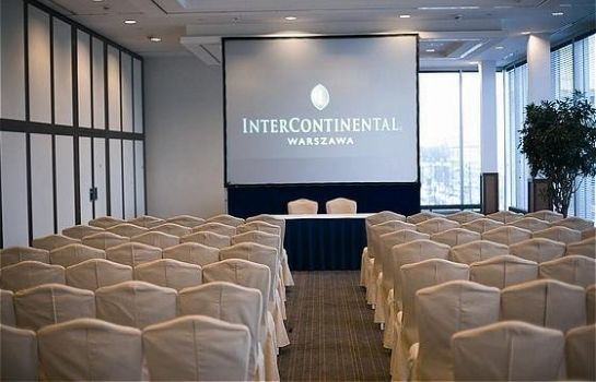 Conference room InterContinental Hotels WARSAW