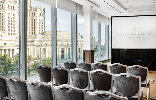 Tagungsraum InterContinental Hotels WARSAW