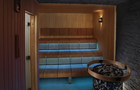 Sauna InterContinental Hotels WARSAW