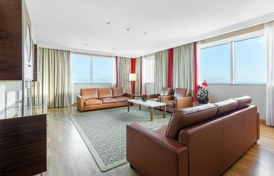 Zimmer InterContinental Hotels WARSAW