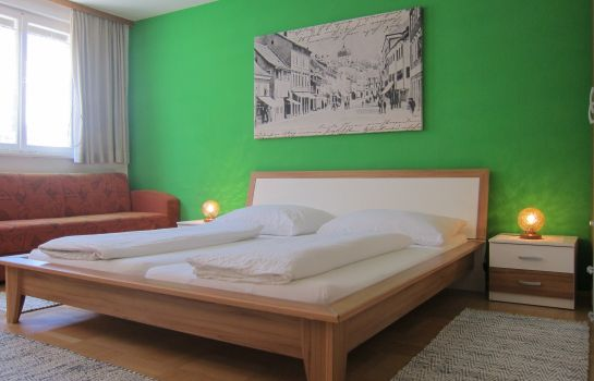 Dreibettzimmer Sonne bed & breakfast