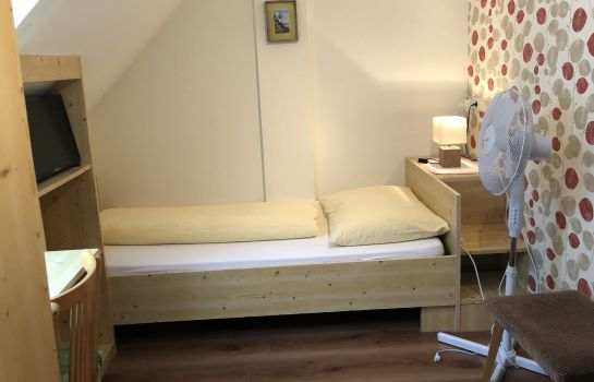 Single room (standard) Sonne bed & breakfast