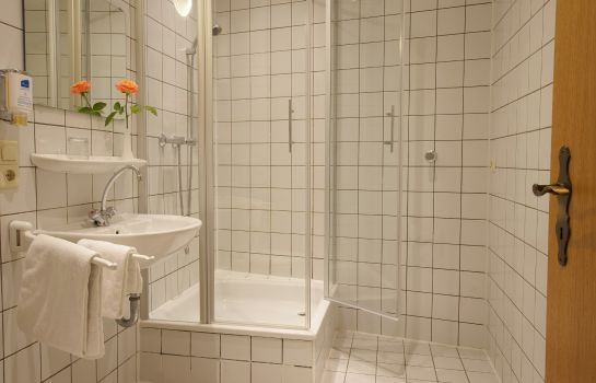 Badezimmer Bed and Breakfast am Luisenplatz