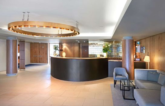 Hotelhalle DoubleTree by Hilton London Excel