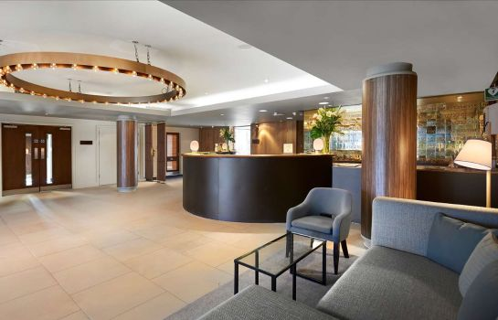Lobby DoubleTree by Hilton London Excel