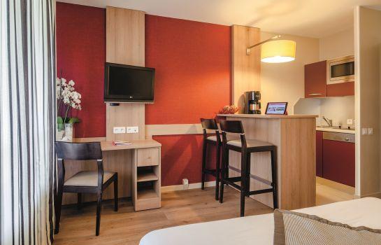 Hotel Appart\'City Confort Marne La Vallée Val d\'Europe Résidence de ...
