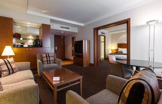 Suite Crowne Plaza BRUSSELS AIRPORT