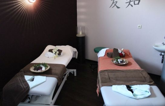 Massageraum aqualux Wellness- & Tagungshotel