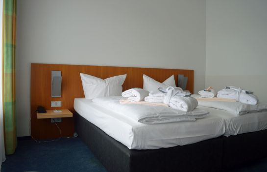 Double room (superior) aqualux Wellness- & Tagungshotel