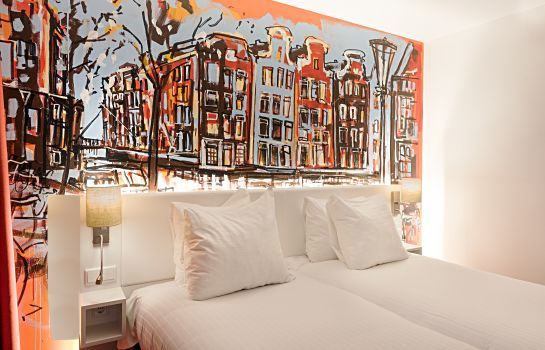 Double room (standard) WestCord Art Hotel Amsterdam