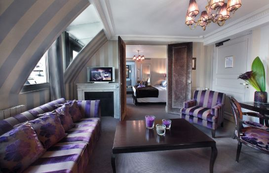 Suite Champs Elysees Plaza Hotel