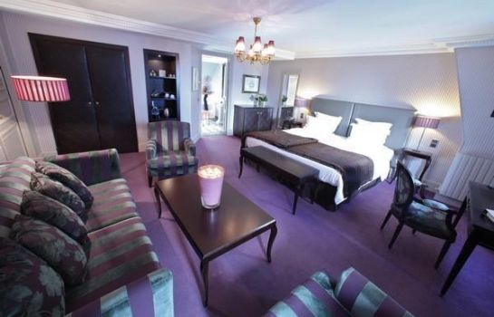 Zimmer Champs Elysees Plaza Hotel