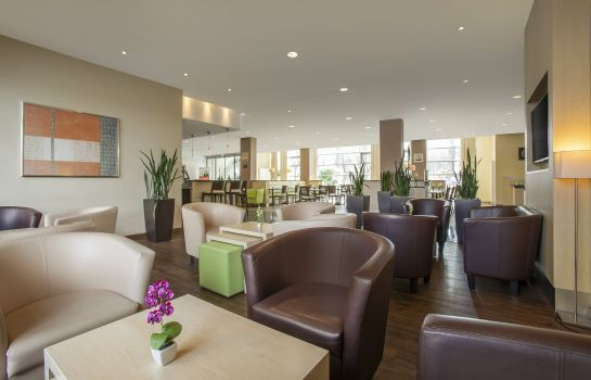 Bar hotelowy Holiday Inn Express FRANKFURT - MESSE