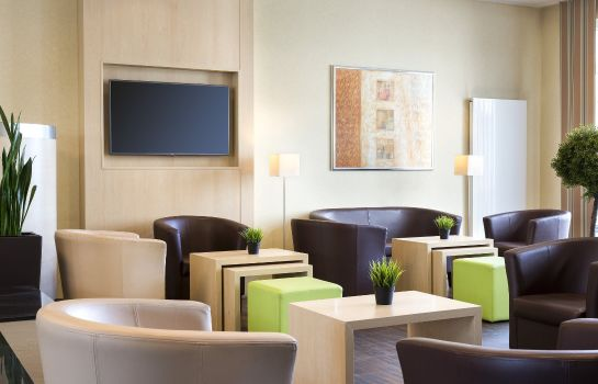 Hol hotelowy Holiday Inn Express FRANKFURT - MESSE