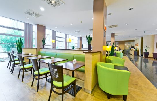 Widok wewnątrz Holiday Inn Express FRANKFURT - MESSE