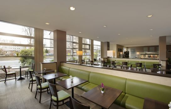 Restauracja Holiday Inn Express FRANKFURT - MESSE