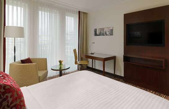 Chambre Berlin Marriott Hotel