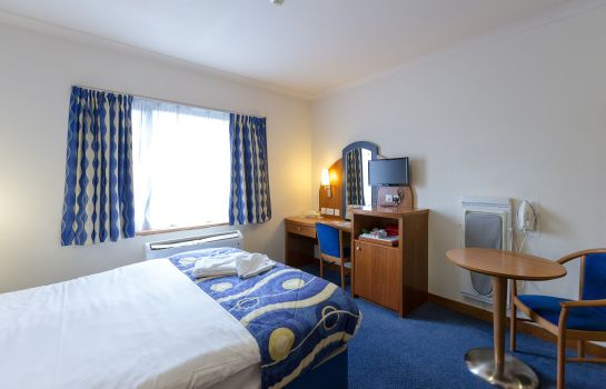 Chambre individuelle (standard) London Wembley International Hotel