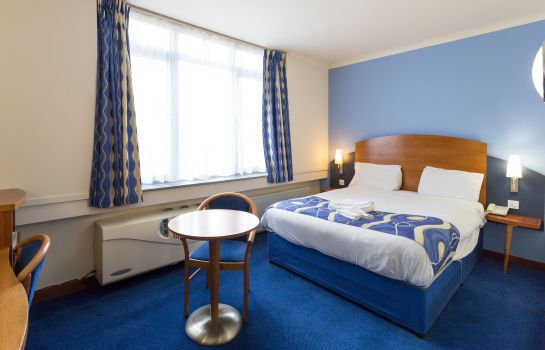 Chambre double (standard) London Wembley International Hotel