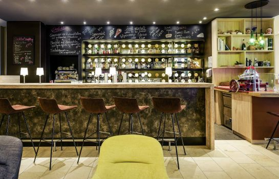 Hotel bar Mercure Hotel Hannover Mitte
