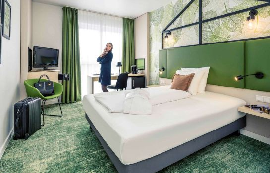 Camera Mercure Hotel Hannover Mitte
