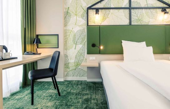 Zimmer Mercure Hotel Hannover Mitte