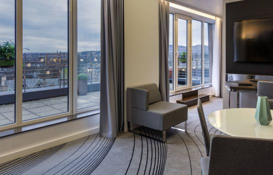 Suite Novotel Edinburgh Centre