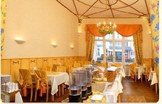 Restaurante Savoy Hotel-Pension