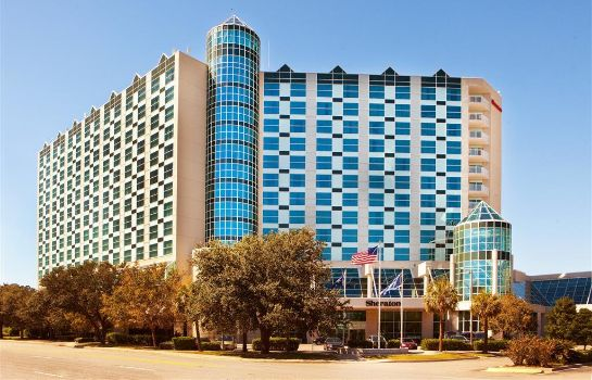 Exterior view Sheraton Myrtle Beach Convention Center Hotel