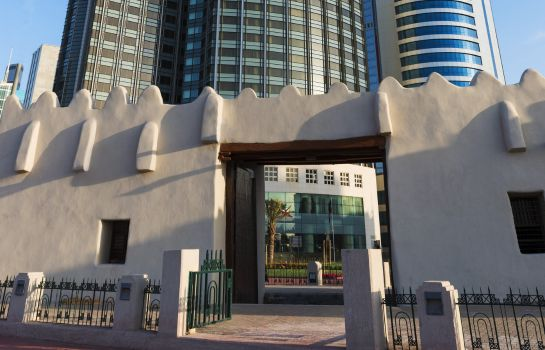 Exterior view Four Points by Sheraton Kuwait