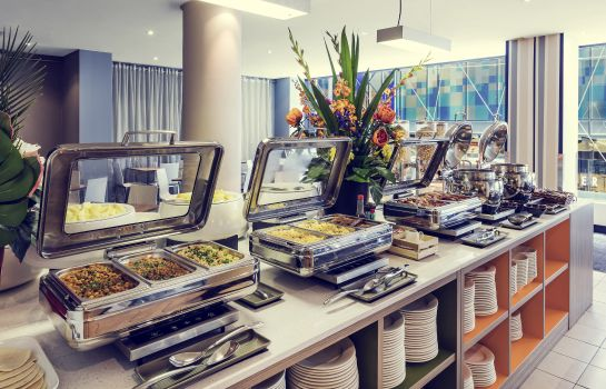 Restaurante Mercure Welcome Melbourne