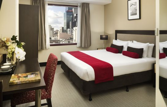 Standardzimmer Mercure Welcome Melbourne
