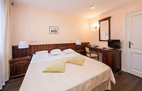 Chambre double (standard) Taanilinna Hotel