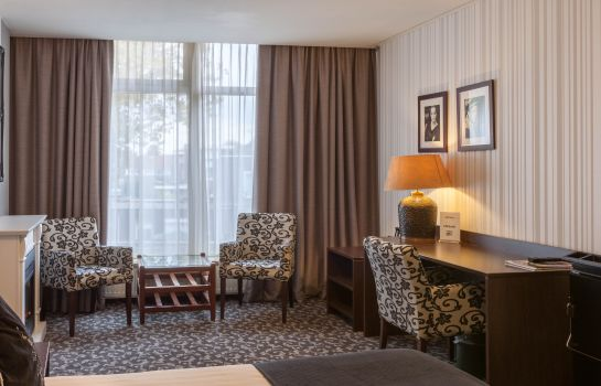 Junior Suite Best Western Amsterdam Airport Hotel Uithoorn