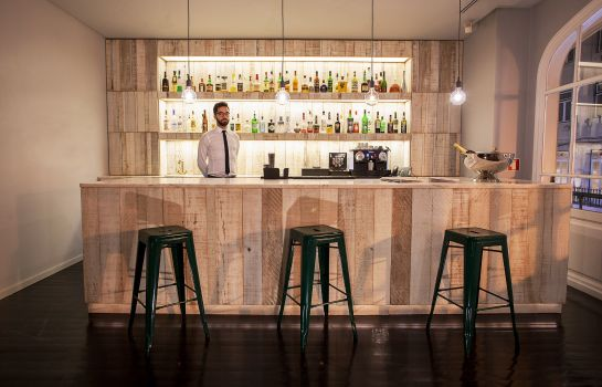 Hotel bar Internacional Design Hotel