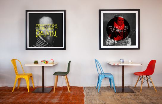 Restaurant Internacional Design Hotel