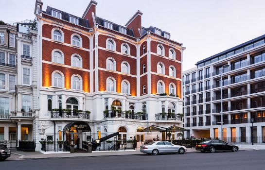 Vista exterior Baglioni Hotel London