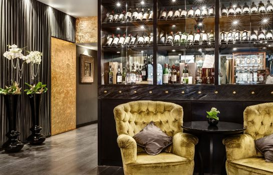 Hotel bar Baglioni Hotel London