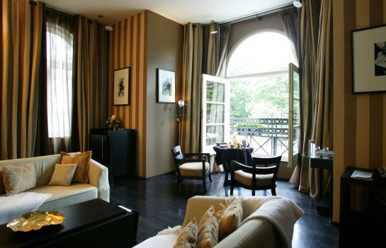 Suite Baglioni Hotel London