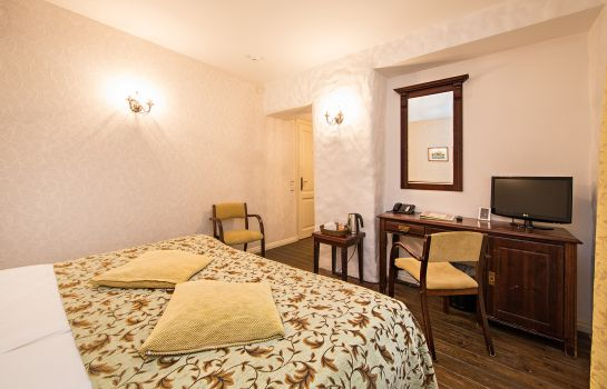 Chambre double (confort) Taanilinna Hotel