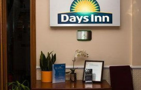 Hotelhal Days Inn Hyde Park