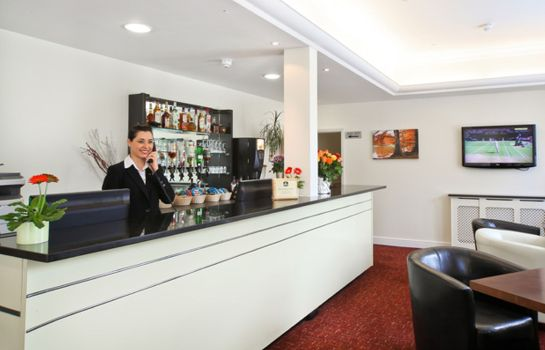 Reception Best Western London Highbury