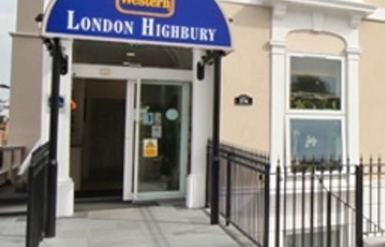 Foto Best Western London Highbury