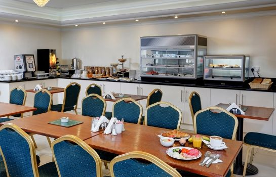 Restaurant Best Western London Highbury