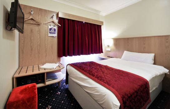 Camera doppia (Standard) Best Western London Highbury