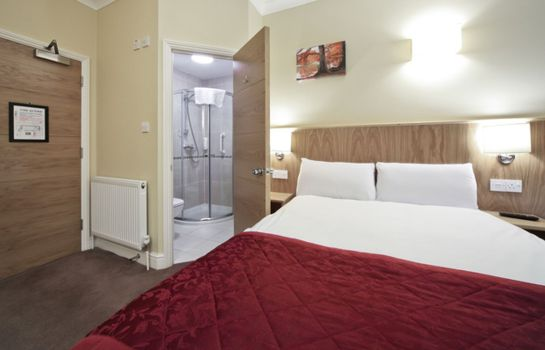 Double room (standard) Best Western London Highbury