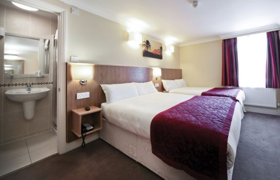 Room Best Western London Highbury